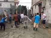 CNVCLĐ huyện Gia Lâm chung sức xây dựng nông thôn mới