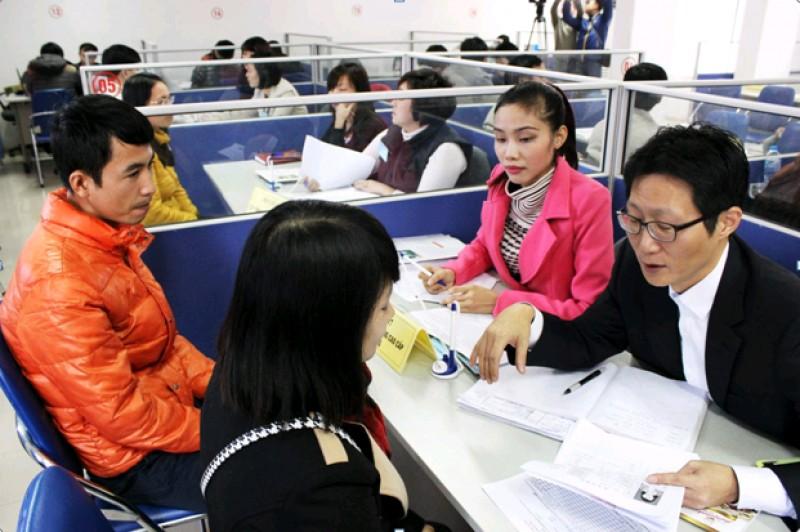 Cơ hội việc làm cho người lao động EPS và thực tập sinh IM Japan đã về nước