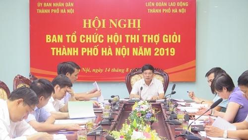 hoi thi tho gioi thanh pho ha noi nam 2019 dien ra vao dau thang 10
