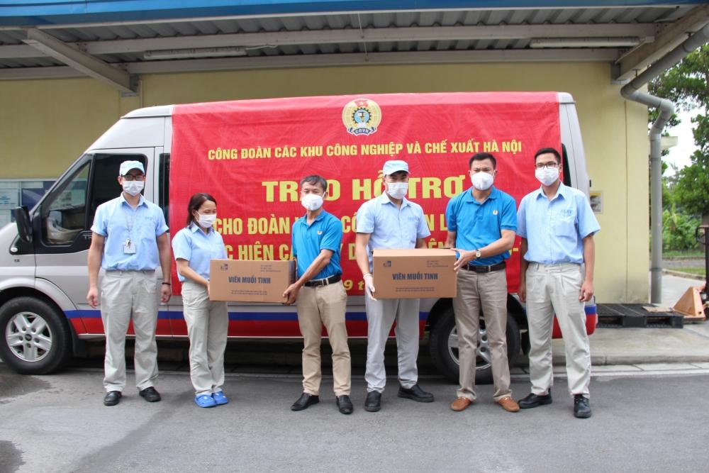 Hà Nội: Tình hình quan hệ lao động ổn định