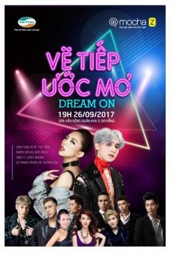 """Cùng Viettel và Sơn Tùng M-TP """"Vẽ tiếp ước mơ"""" trong Đại nhạc hội lớn tại Đà Nẵng"""