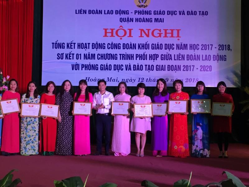 tong ket hoat dong cong doan khoi giao duc nam hoc 2017 2018