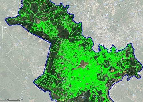 Viettel triển khai 1.000 trạm NB-IoT, phủ kín 100% địa bàn thành phố Hồ Chí Minh