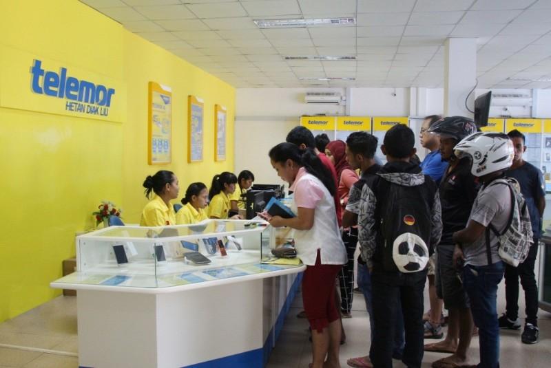 Telemor  được công nhận đóng góp lớn nhất cho sự phát triển ngành tài chính Đông-Timor