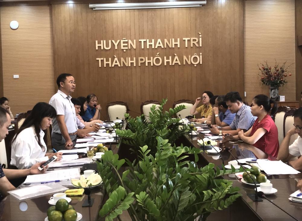Lao động nông thôn huyện Thanh Trì ổn định việc làm sau đào tạo nghề