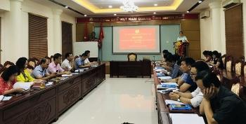 Tập huấn công tác chính sách pháp luật cho cán bộ công đoàn Thủ đô