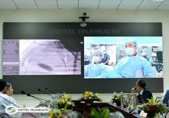 Cán bộ công nhân viên Viettel ủng hộ 19 tỷ đồng xây dựng trung tâm hội chẩn từ xa cho ngành y tế