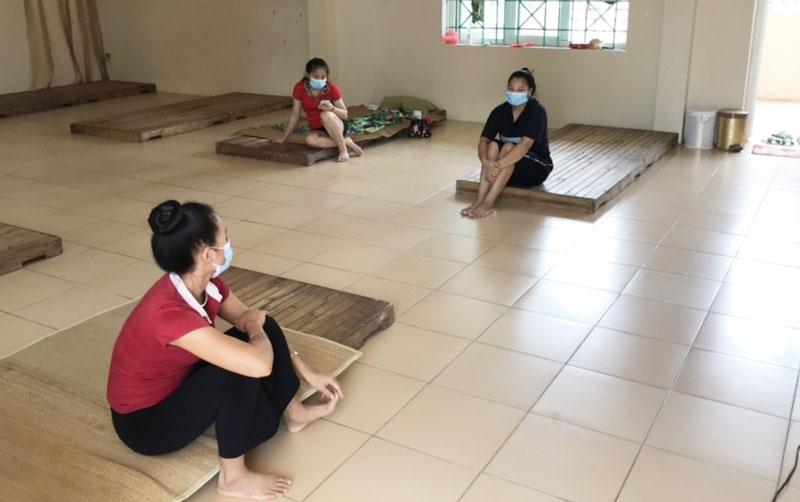 Người lang thang, cơ nhỡ: Chúng tôi được ăn 3 bữa, có giường ngủ, còn được chăm sóc sức khỏe!