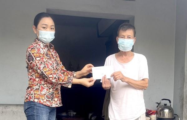 Trên 1.000 tỷ đồng tiền hỗ trợ an sinh đã đến tay người dân có hoàn cảnh khó khăn ở Hà Nội