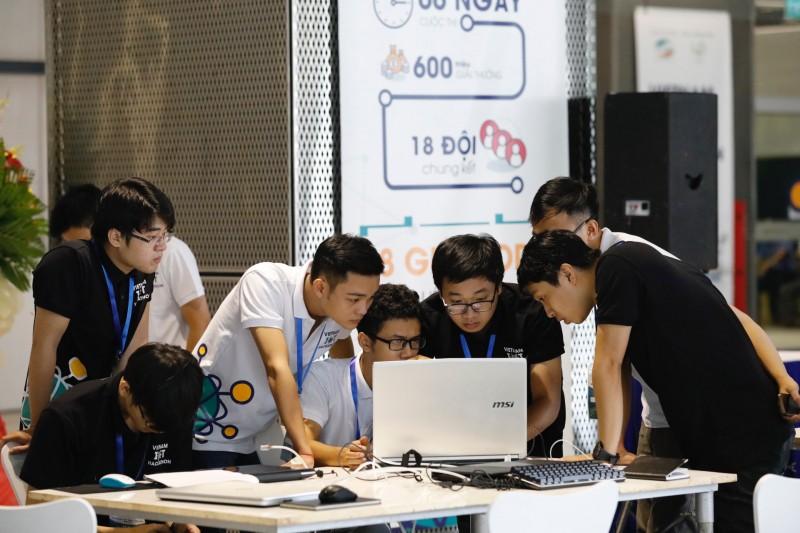 Thúc đẩy tinh thần khởi nghiệp cho giới trẻ yêu công nghệ