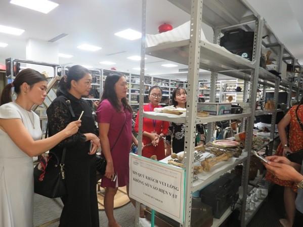Công đoàn Viên chức Việt Nam: Sinh hoạt Câu lạc bộ cán bộ Nữ công kỳ 16