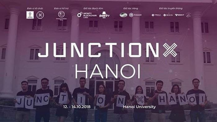 """""""JunctionxHanoi 2018"""": Thúc đẩy sức sáng tạo không ngừng của các bạn trẻ"""