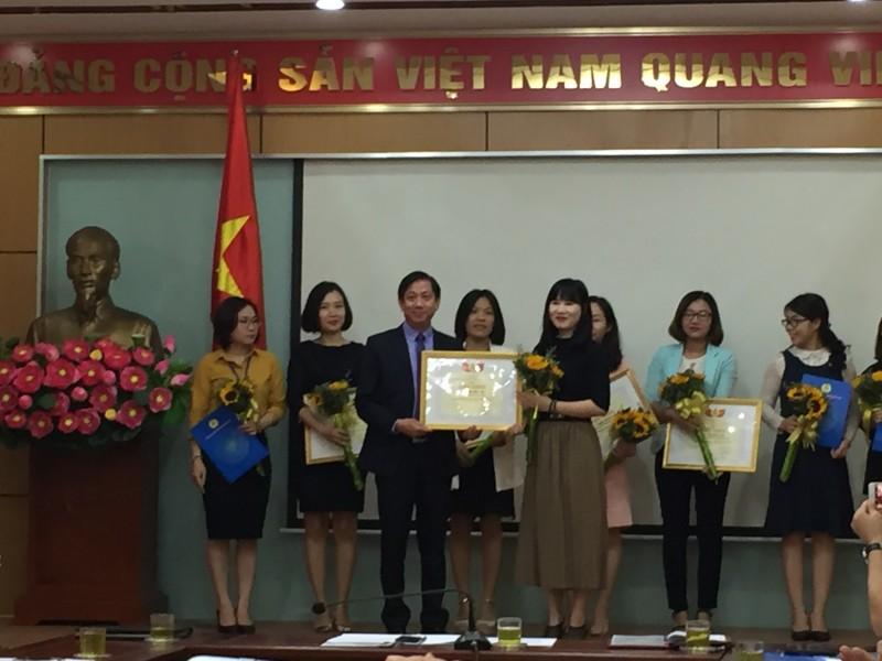 Hội nghị Ban chấp hành Công đoàn Viên chức TP Hà Nội khóa V, kỳ họp thứ 5 (mở rộng)