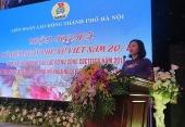 Phong trào nữ CNVCLĐ Thủ đô ngày càng đổi mới