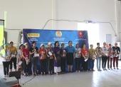 LĐLĐ quận Hoàng Mai tổ chức Ngày hội vì lợi ích đoàn viên