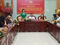 Cán bộ công đoàn, công nhân viên chức lao động Thủ đô góp ý Dự thảo Bộ Luật  Lao động (sửa đổi)