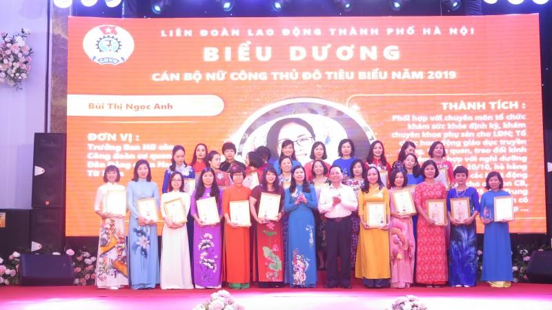 Góp phần nâng cao chất lượng đội ngũ nữ công nhân viên chức lao động