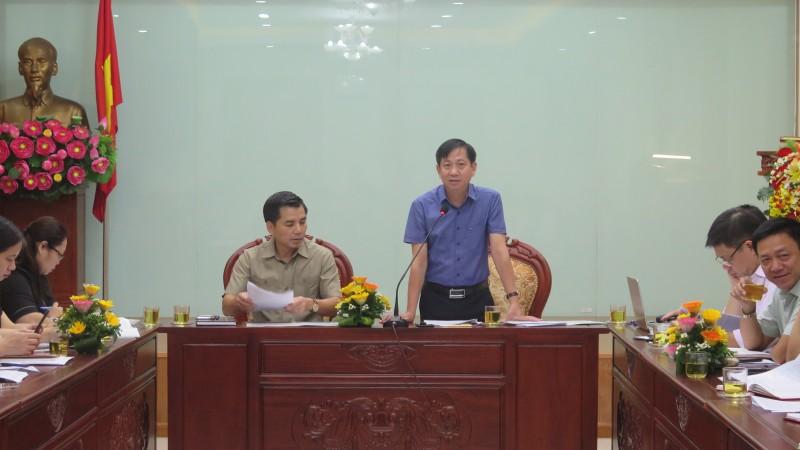 Đại hội Đảng bộ Cơ quan Liên đoàn Lao động Thành phố tiến hành trong tháng 2/2020