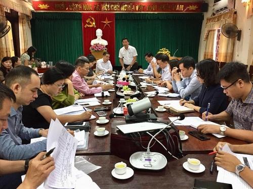 Kiểm tra công tác đào tạo nghề cho lao động nông thôn huyện Thường Tín