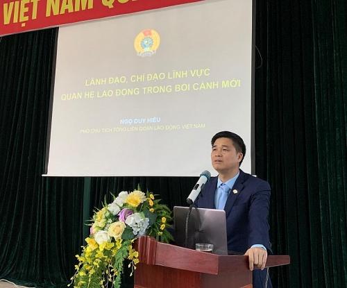 Hà Nội: Hơn 200 cán bộ công đoàn được tuyên truyền về CPTPP