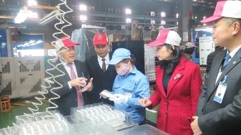 Ổn định quan hệ lao động trên địa bàn Thành phố dịp Tết