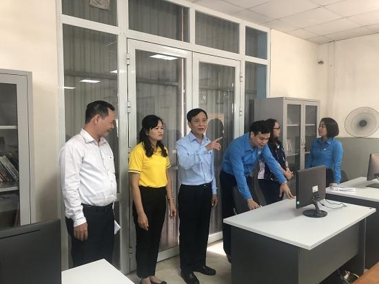 Thêm một Điểm sinh hoạt văn hóa công nhân tại huyện Gia Lâm