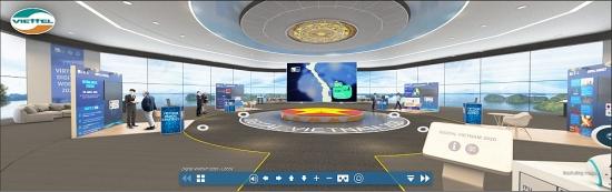 Viettel triển khai nền tảng triển lãm ảo cho ITU DIGITAL WORLD 2020