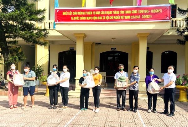 Hà Nội: Chính sách hỗ trợ an sinh tiếp tục đến với nhiều đối tượng khó khăn