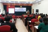 Quán triệt Nghị quyết 6b/NQ-TLĐ tới cán bộ CĐ Viên chức Việt Nam