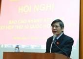 Cơ quan Tổng LĐLĐ Việt Nam: Quán triệt kết quả kỳ họp thứ 10, Quốc hội khóa XIII