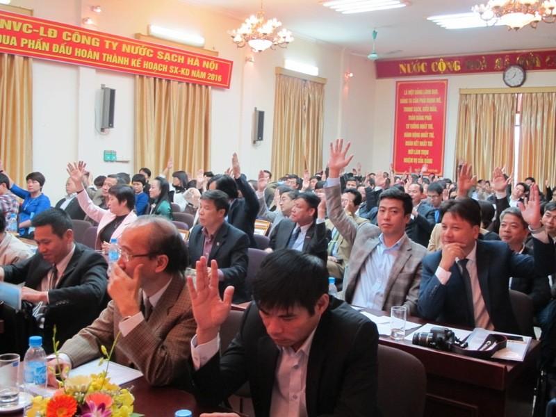 Trước 31/1/2017 phải hoàn thành tổ chức Hội nghị CBCC,VC