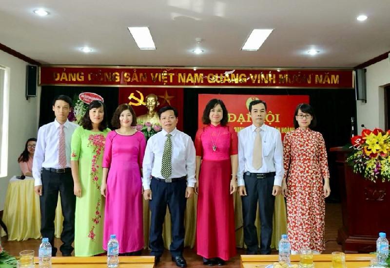 Đại hội công đoàn cơ quan Dân Đảng quận Hoàng Mai