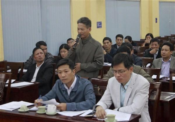 Chuẩn bị tổ chức tốt kỳ họp HĐND các cấp cuối năm