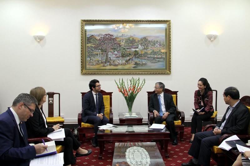 Hợp tác giáo dục nghề nghiệp giữa Việt Nam và CHLB Đức luôn được triển khai hiệu quả