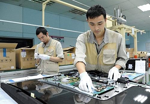 Thiếu nhân lực ngành sản xuất