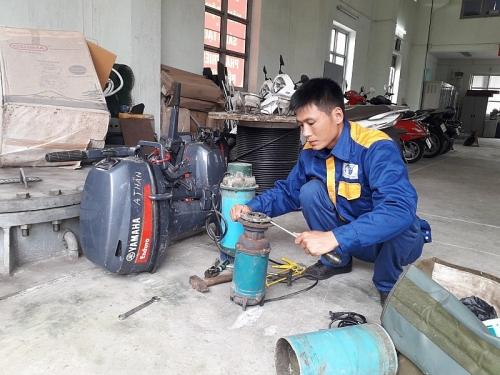 Công nhân Phạm Thành Trung: Không ngừng sáng tạo vì Thủ đô xanh-sạch-đẹp