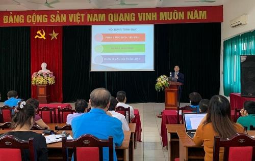 Nâng cao ý thức chấp hành pháp luật trong đoàn viên, CNVCLĐ Thủ đô