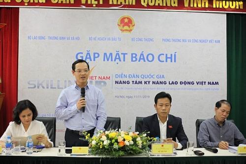 thu tuong chinh phu se chu tri dien dan quoc gia ve ky nang lao dong