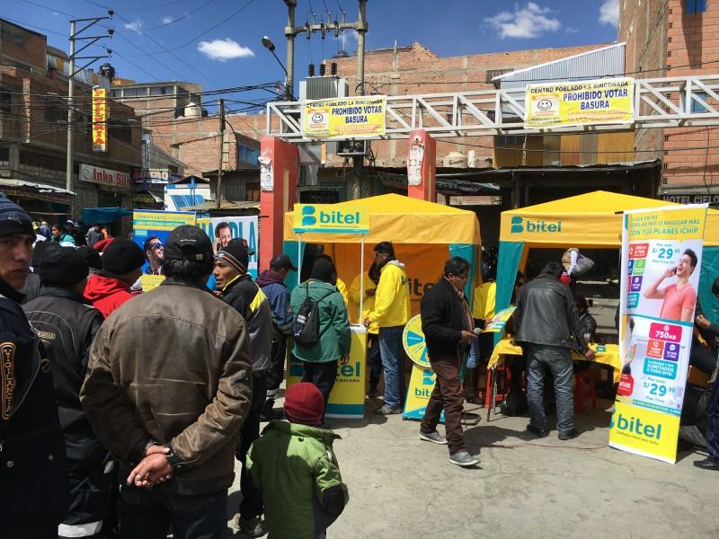 Viettel Peru lãi gần 570 tỷ đồng trong 9 tháng