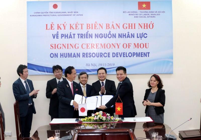 Thêm cơ hội cho thanh niên Việt Nam sang Nhật Bản học tập và làm việc