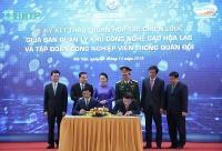 Viettel và Ban Quản lý khu Công nghệ cao Hòa Lạc hợp tác đẩy mạnh chuyển đổi số