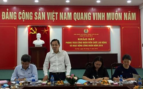 khao sat hoat dong cong doan cum thi dua so 6 ldld thanh pho nam 2019