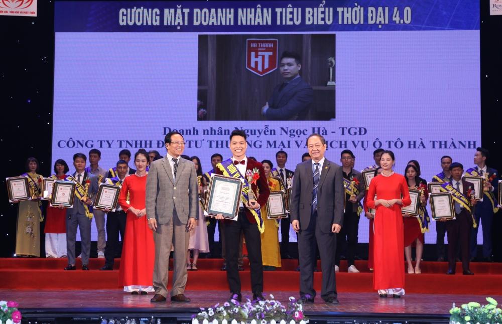 Tổng Giám đốc Hà Thành Garage - gương mặt doanh nhân tiêu biểu thời đại 4.0