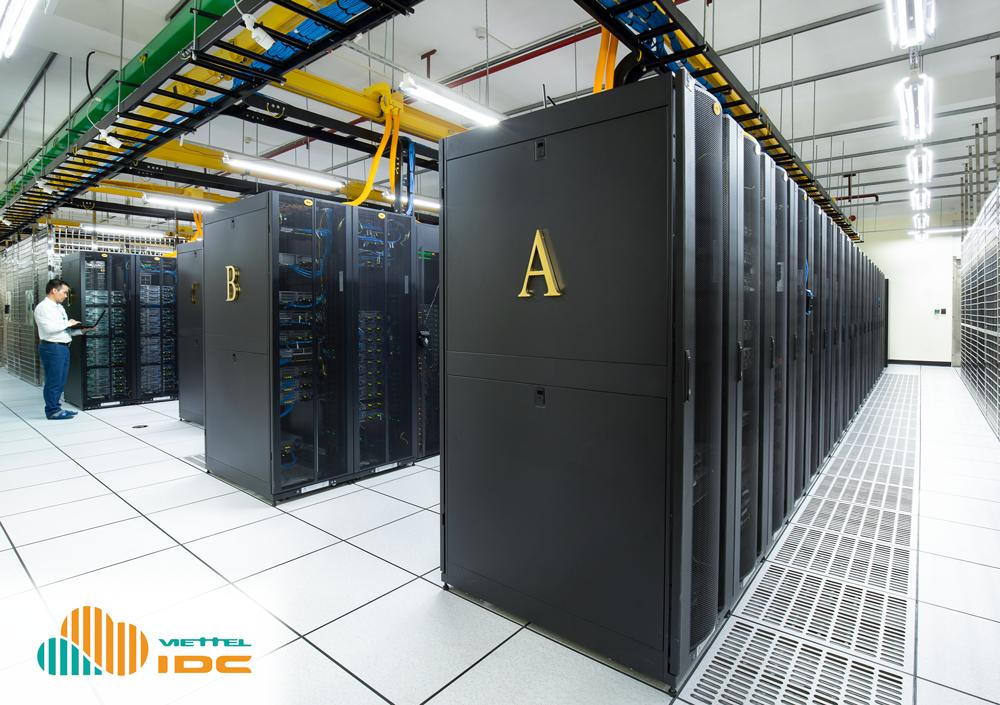 Viettel IDC là một trong 10 nhà cung cấp dịch vụ trung tâm dữ liệu tốt nhất châu Á