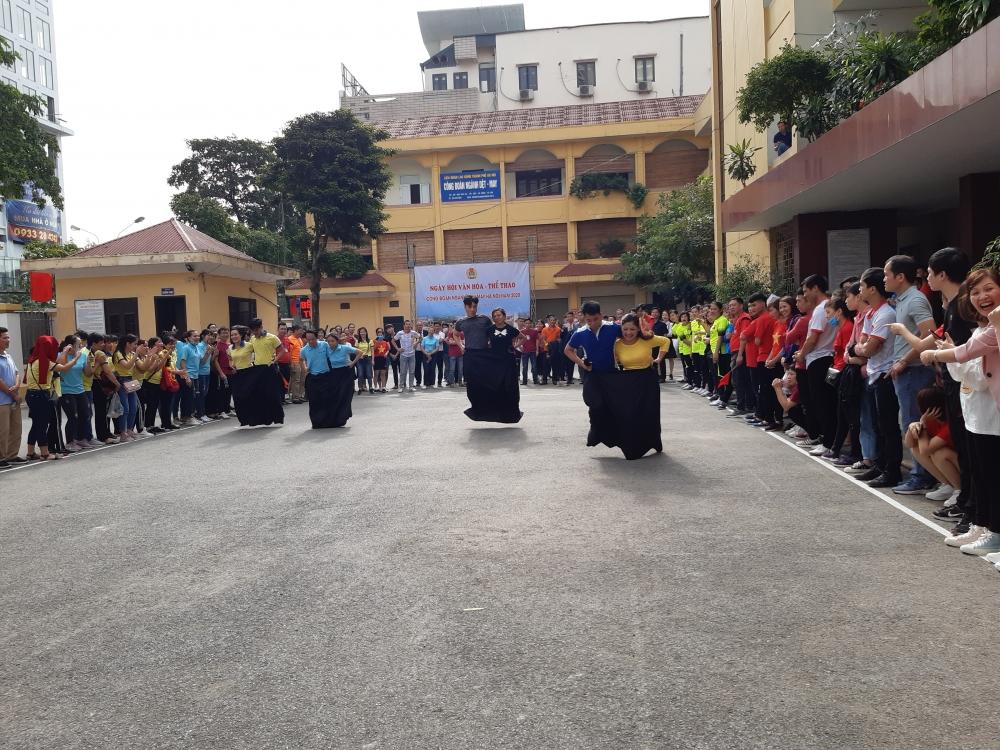 Nâng cao đời sống tinh thần cho đoàn viên, công nhân ngành Dệt- May Hà Nội