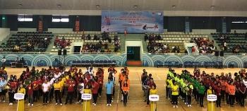 Sôi nổi giải thi đấu thể thao trong công nhân viên chức lao động quận Hoàng Mai năm 2020