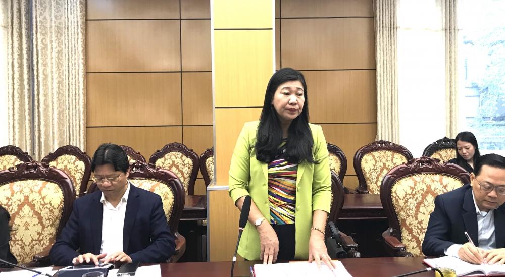 """Nâng chất lượng, hiệu quả Cuộc vận động""""Người Việt Nam ưu tiên dùng hàng Việt Nam"""" trong công nhân viên chức lao động"""