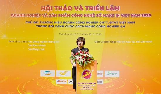 """Viettel chia sẻ kinh nghiệm xây dựng thương hiệu số 1 Đông Nam Á cho các doanh nghiệp """"Make in VietNam"""""""