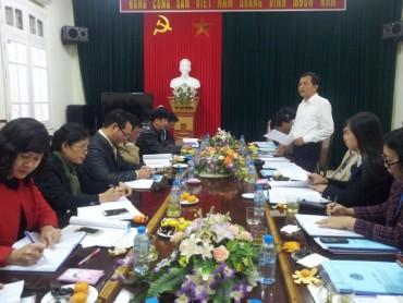 CĐ viên chức Hà Nội hoạt động thiết thực, hiệu quả