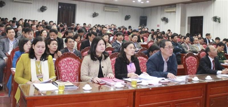 Quán triệt các Nghị quyết Hội nghị Trung ương 6 (Khóa XII) phải sinh động và biện chứng